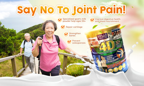 Say no to joint pain