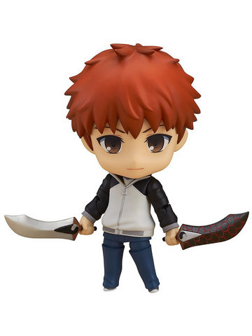 Fate/stay night Emiya Shirou Nendoroid