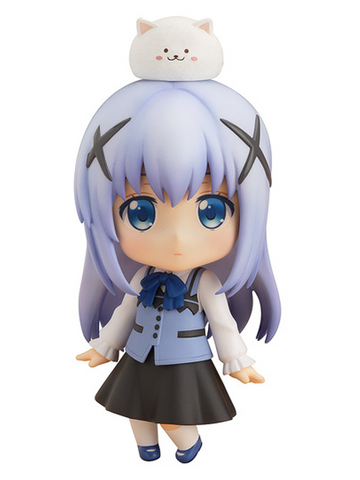 Is the Order a Rabbit? Chino Nendoroid