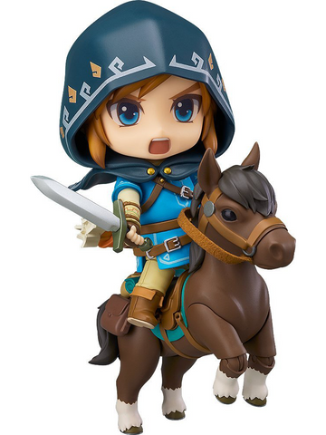 Breath of the Wild Link (DX Ver.) Nendoroid