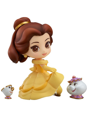 Disney Beauty and the Beast Belle Nendoroid