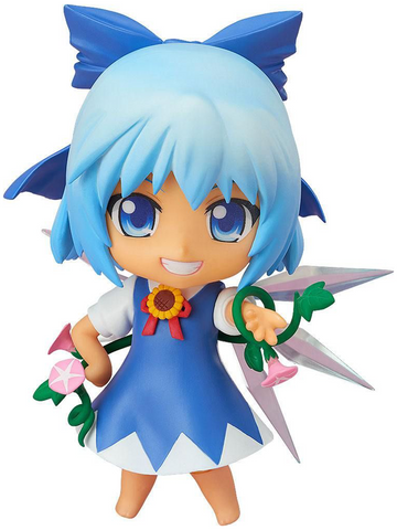 Touhou Project Cirno (Suntanned Ver.) Nendoroid