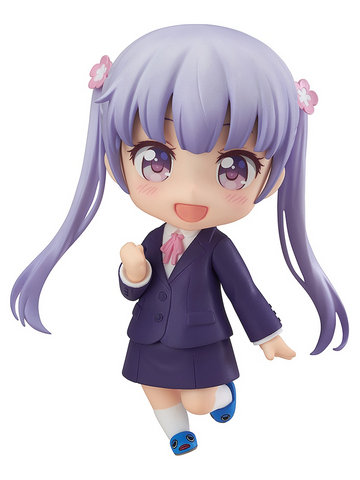 New Game Aoba Suzukaze Nendoroid