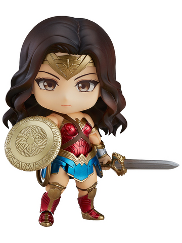 Wonder Woman: Hero's Edition Nendoroid