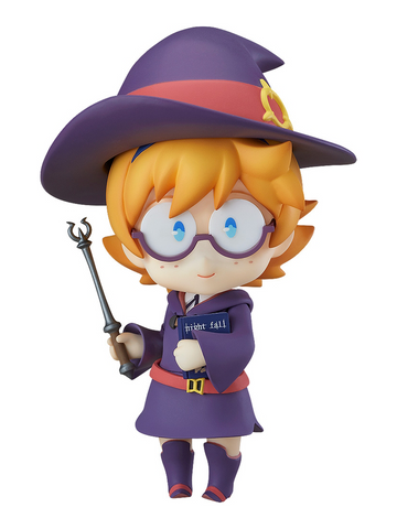 Little Witch Academia Lotte Jansson Nendoroid