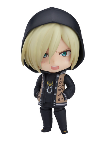 Yuri On Ice Yuri Plisetsky Casual Ver. Nendoroid