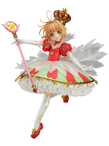 Cardcaptor Sakura Kinomoto 1/7th Scale Figure