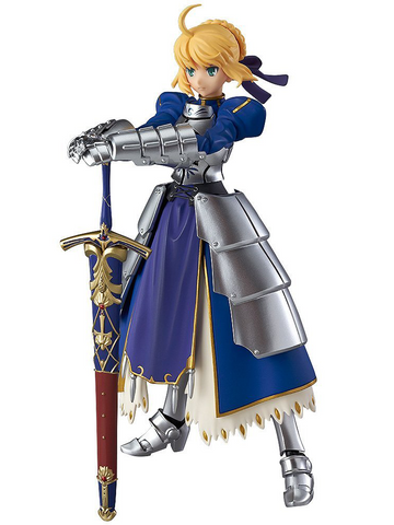 Fate/stay night Saber 2.0 Figma