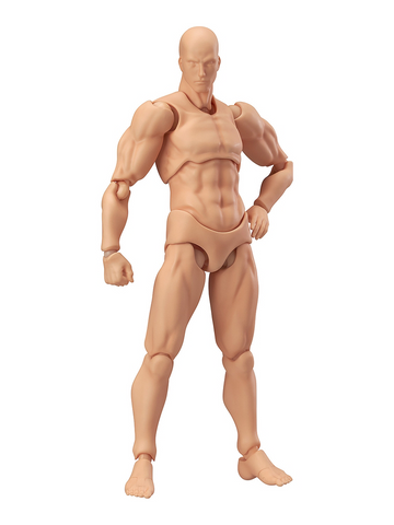 Archetype Next: He Flesh Color Ver. Figma