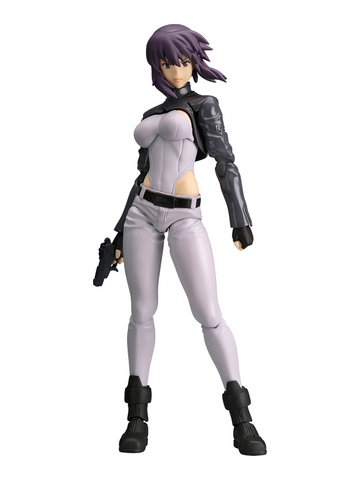 Ghost in the Shell Motoko Kusanagi (S.A.C Ver.) Figma