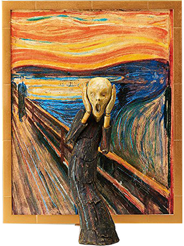 Table Museum The Scream Figma