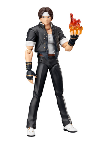 King of Fighters Kyo Kusanagi Figma