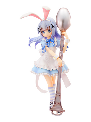 Is the Order a Rabbit? Chino: Alice Style 1/8 Scale Figure