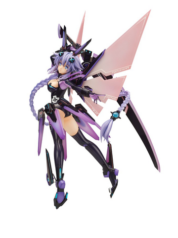 Hyperdimension Neptunia Purple Heart 1/7 Scale
