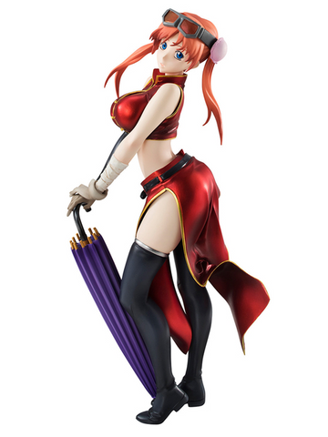 Gintama Kagura 2 Years Later Ver. G.E.M. 1/8 Scale Figure