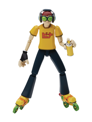 Game Classics Vol. 2 Jet Set Radio Beat Non-Scale Figure