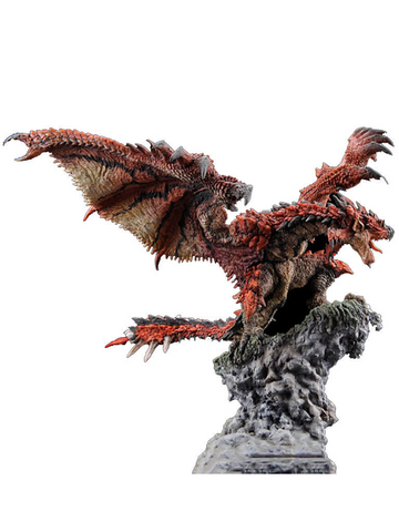 Monster Hunter Rathalos CFB Creators Model Ver.