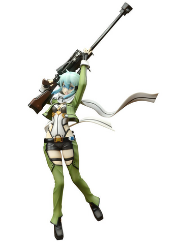 Sword Art Online Sinon 1/7th Scale
