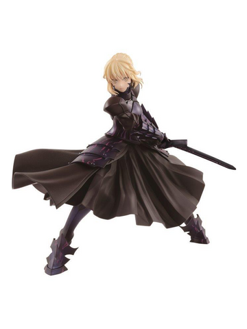 Fate Series Heaven's Feel Saber Alter Non-Scaled Figure