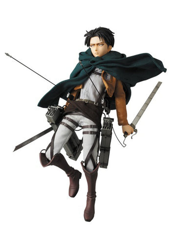 Attack on Titan Levi Real Action Hero (RAH) Figure