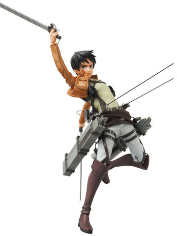 Attack on Titan Eren Yeager Real Action Hero (RAH) Figure