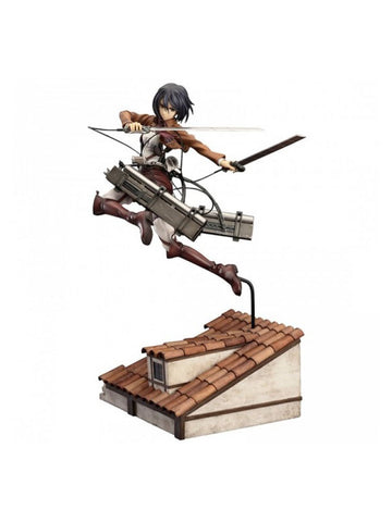 Attack on Titan Mikasa Ackerman (DX Ver.) 1/8th Scale Figure