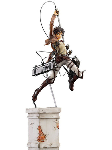 Attack on Titan Eren Yeager 1/8th Scale Figure