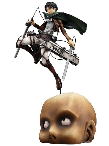 Attack on Titan Levi 1/8th Scale Figure