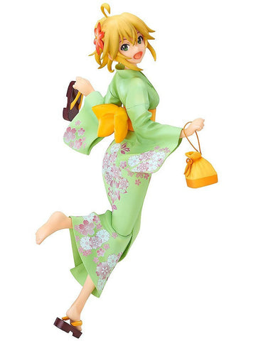 The iDOLM@STER Miki Hoshii (Yukata Ver.) 1/8th Scale Figure