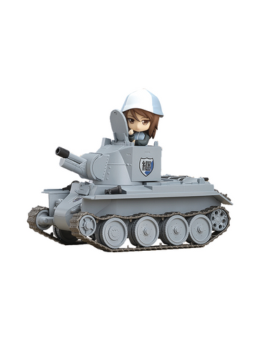 Nendoroid More: Girls und Panzer BT-42