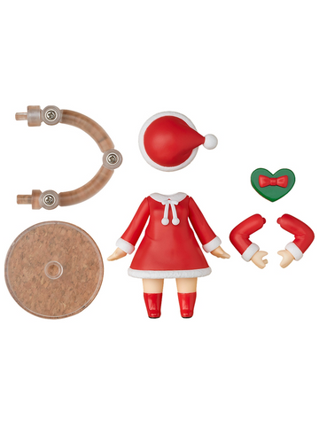 Nendoroid More: Christmas Set Female Ver.