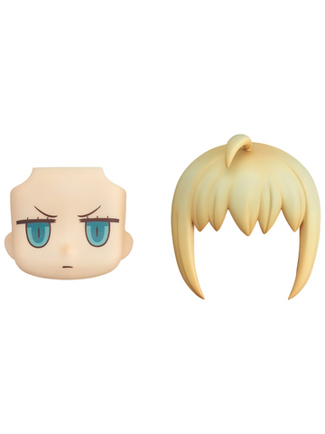 Fate Series Learning with Manga! Face Swap Saber/Altria Pendragon Nendoroid More