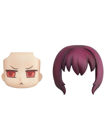 Fate Series Learning With Manga! Face Swap Lancer/Scathach Nendoroid More