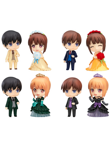 Nendoroid More: Dress Up Wedding Elegant Ver.