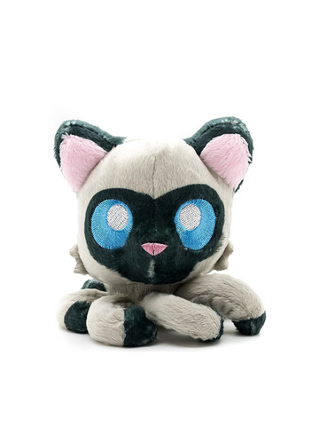 "Tentacle Kitty Little One (Siamese) 4"" Plush Doll"