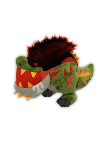 Monster Hunter Savage Deviljho Plush Doll