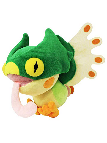 Monster Hunter: World Pukei-Pukei Monster Plush