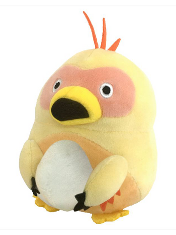 Monster Hunter Kulu-Ya-Ku Mochikawa Plush