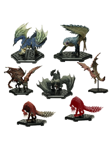 Monster Hunter Standard Model Plus Vol. 11 CFB Trading Figures