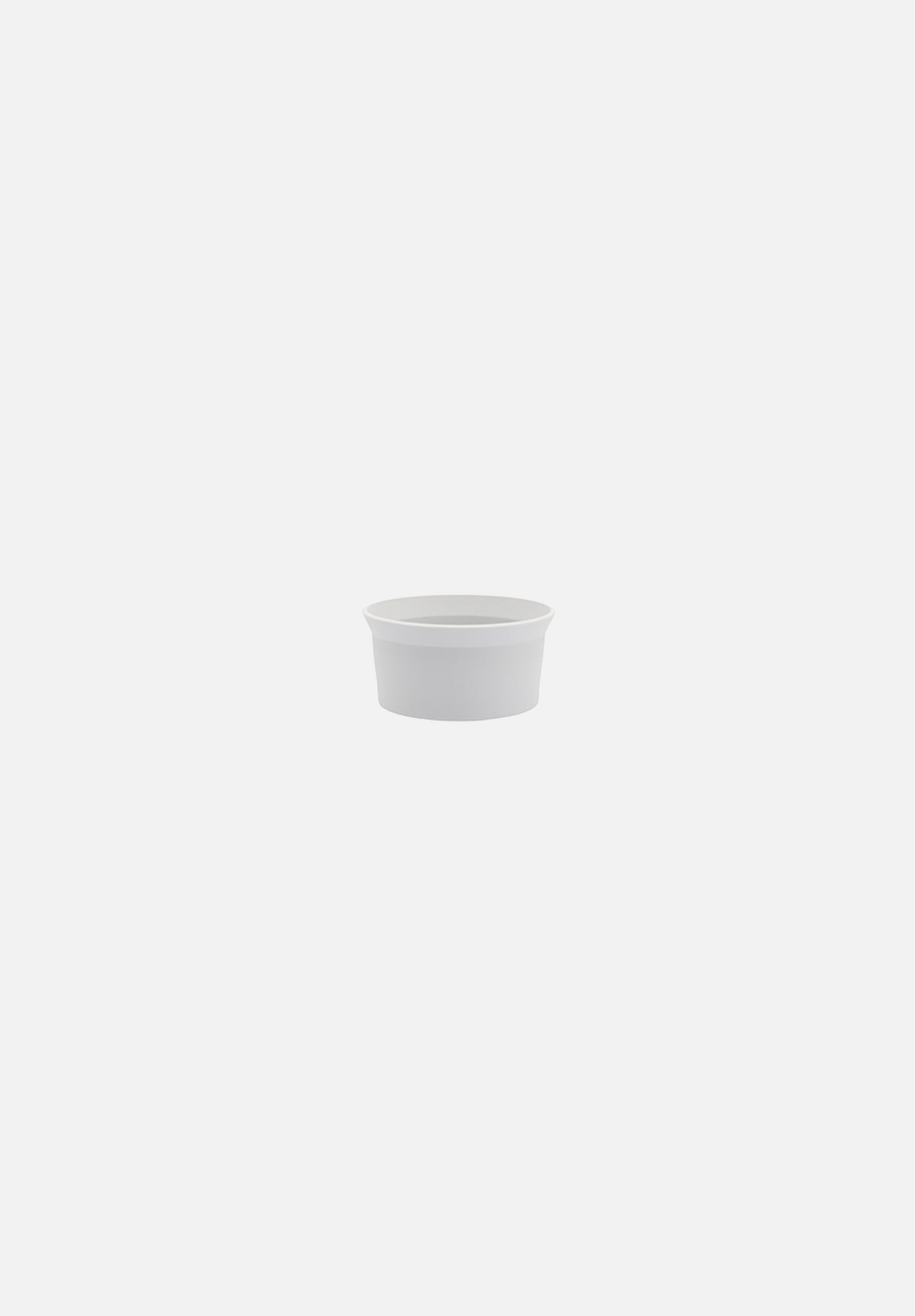 TY Standard — Tea Cups-Teruhiro Yanagihara-1616 Arita-Grey-Tea Cup-Average