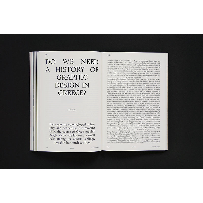Issue 30: Athens