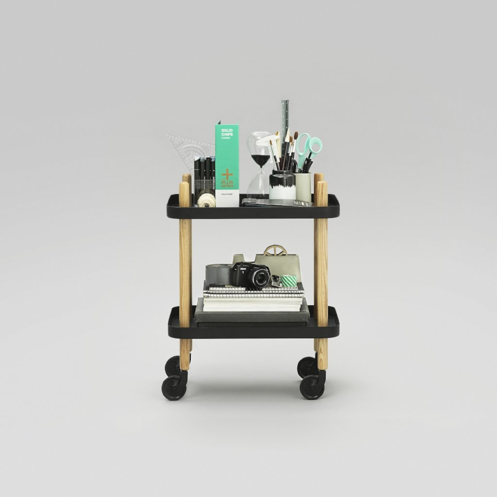 Block Table-Simon Legald-Normann Copenhagen-black-Average-canada-design-store-danish-denmark-furniture-interior