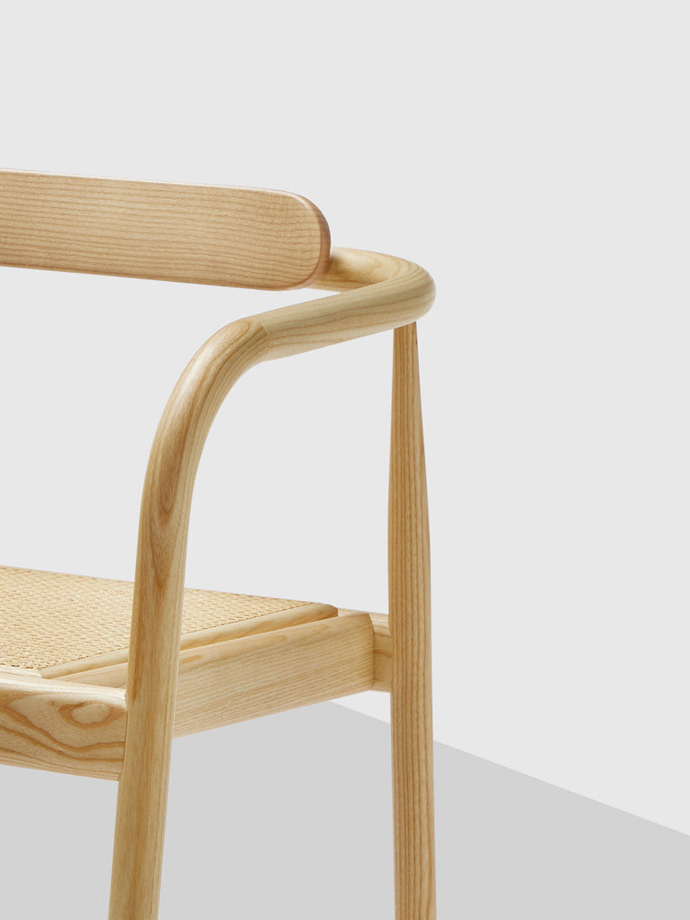 AHM Chair — Cane Seat-Isabel Ahm-Please Wait to be Seated-natural-Average