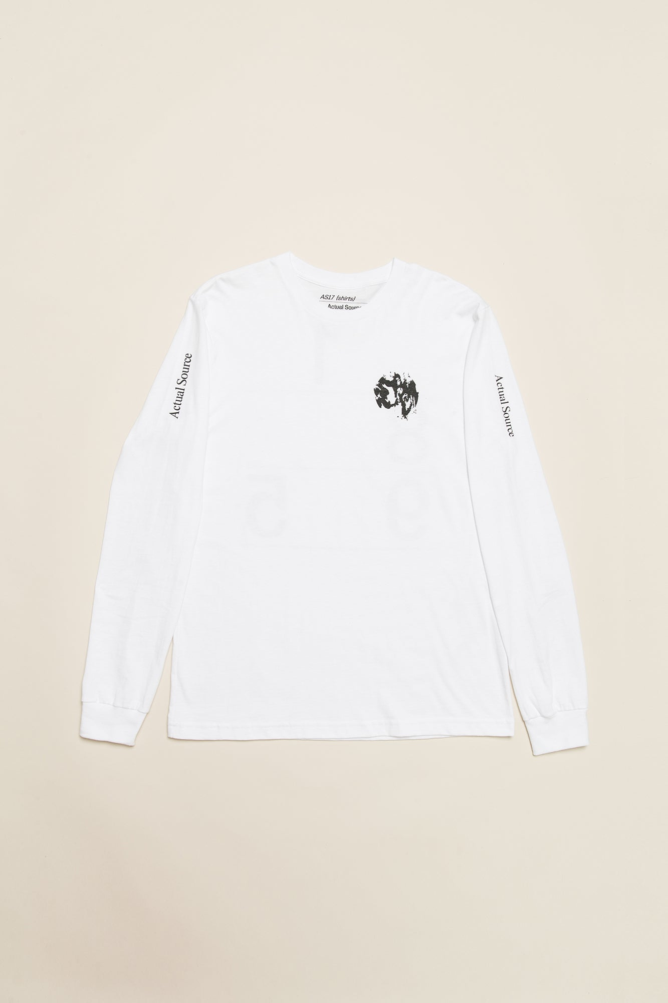 Call Now Long Sleeve - Black-Actual Source-Small-Average
