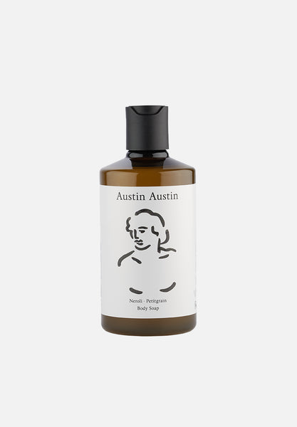 Neroli & Petitgrain Body Soap Austin Austin Skincare care beauty Average Toronto Canada Design Store