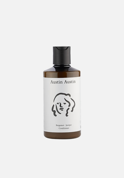 Bergamot & Juniper Conditioner Austin Austin Austin Austin Skincare care beauty Average Toronto Canada Design Store
