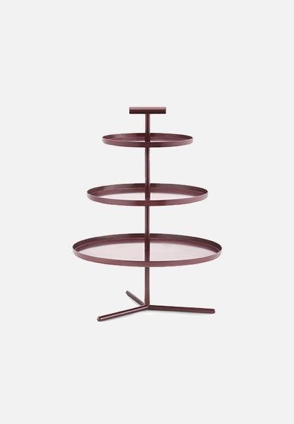 Glaze 3 Tier Cake Stand-Simon Legald-Normann Copenhagen-Average-canada-design-store-danish-denmark-furniture-interior