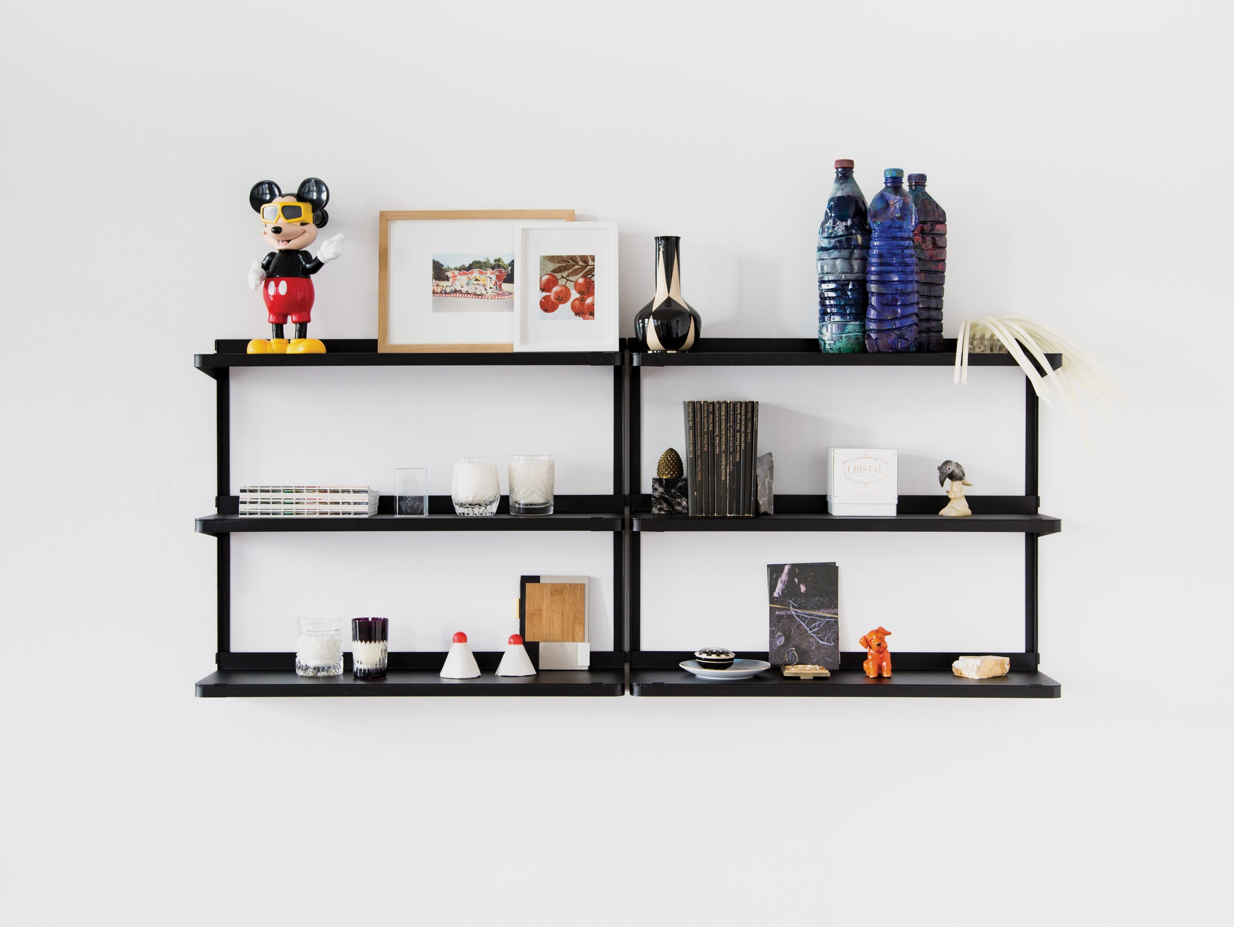 Click Shelving System — Large-Sigurd Larsen-New Tendency-Black-Average