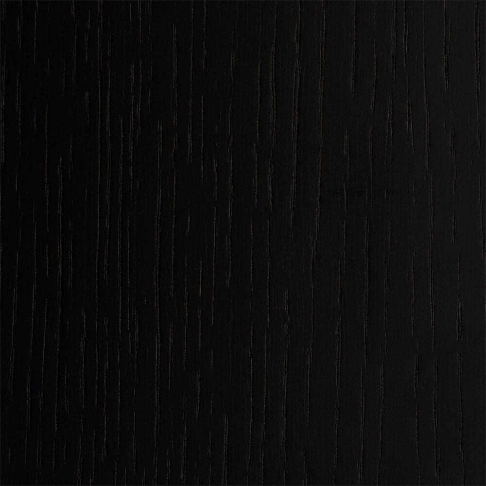 Black Lacquered Ash