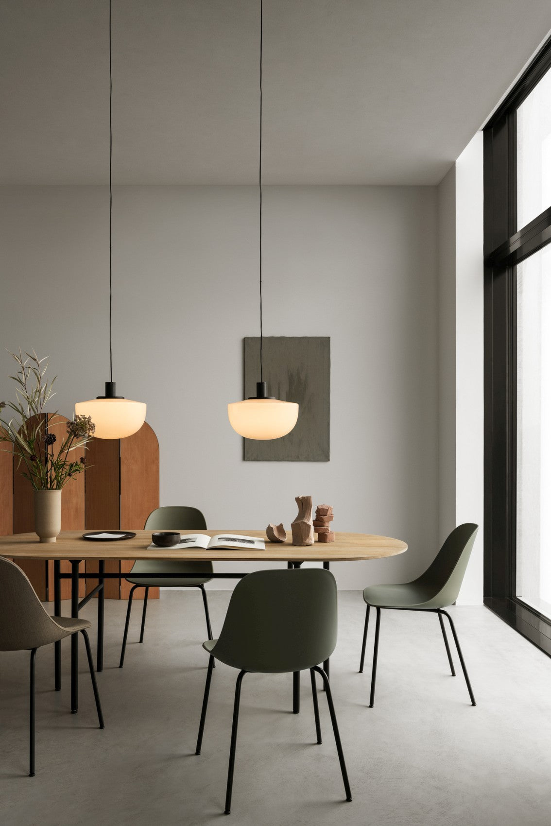 Bank Pendant-Norm Architects-Menu-Opal-Average